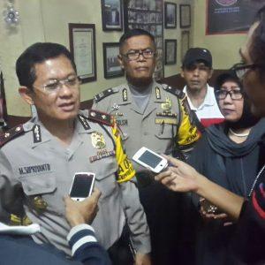 Kapolsek Cilincing Kompol M. Supriyanto, S.Sos