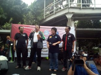 Gerakan Rakyat Anti Madat (Geram)  bekerjasama dengan BNN