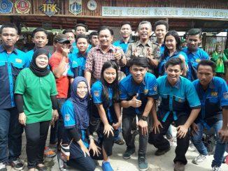 Karang Taruna Unit RW. 009  bersama  CV. Tanjung Raya Kemilau