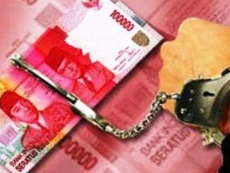 Badan Pengelolaan Keuangan Daerah (BPKAD) Lampung Tengah, Edwin Muhamad Zubair divonis 1 tahun dan 6 bulan penjara