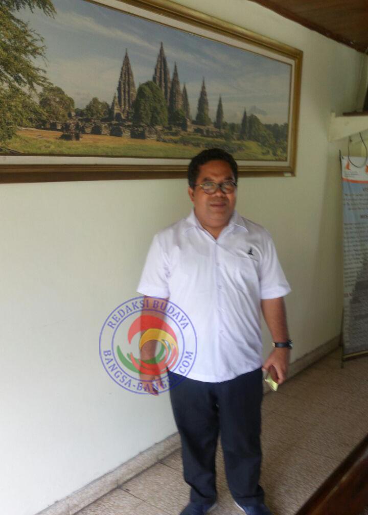 Kasie Pastam n Museum Candi Prambanan Marjono