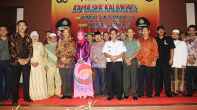 Pisah Sambut Pejabat Polsek Kalideres Polrestro Jakarta Barat
