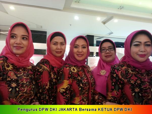 Pengurus DPW DKI JAKARTA Bersama KETUA DPW DKI