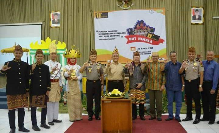 IkeEdwin : Salam Lampung Jangan Dipakai Untuk Politik