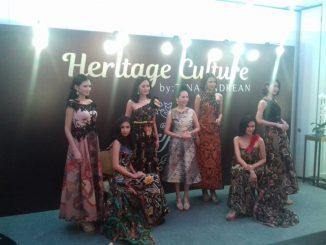 Tina Andrean Persembahkan Koleksi Terbarunya Dalam Memperingati Hari Kartini