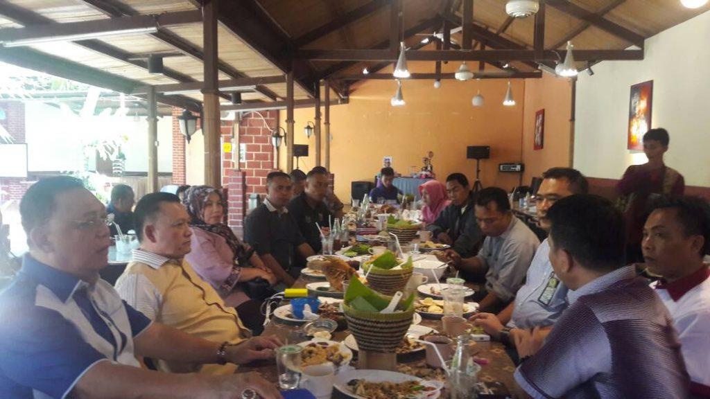 Rakorwil Asosiasi Wartawan Profesional Indonesia (AWPI)