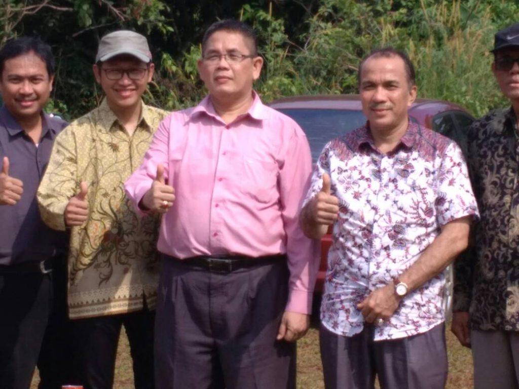 Komisaris Utama (Asrul Alamsyah, S.Pd.I,. S.Ip,. MM), Direktur Utama (Hamsasmi, S.Pd.I,. MM), Dewan Pengawas, Para Direktur, Manager Aria PT. JPI,