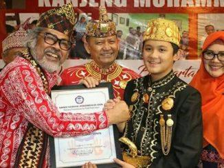 Kanjeng Muhammad Gusti Saibathin Hadiri Komnas Anak 2017