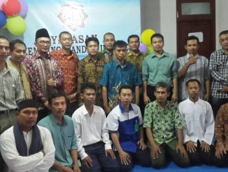 susunan pengurus Yayasan Berkembang Mandiri Indonesia