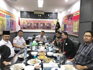 Dang Ike Bersama PKPI Lampung diskusi tangkal Radikalisme dan Teroris