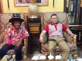 Master Tarno Sowan ke Staf Ahli Kapolri