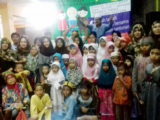 Buk-ber Yatim dan Comunity N MAX Riders Jakarta Utara