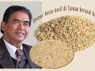 Syaykh Al-Zaytun : Bicara Quinoa.. Penyepeda Kedepan Harus Makan Quinoa.