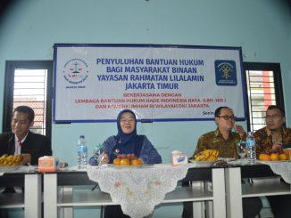LBH HADE Indonesia Raya, Tempat Warga Terbelit Masalah Hukum Meminta Bantuan