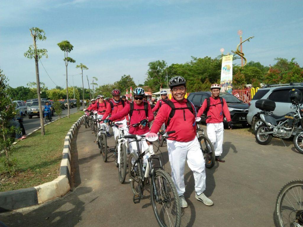 Team Gowes ASSA Al-Zaytun bisa di jadikan contoh komunitas sepeda seluruh Indonesia 3