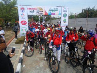Team Gowes ASSA Al-Zaytun bisa di jadikan contoh komunitas sepeda seluruh Indonesia