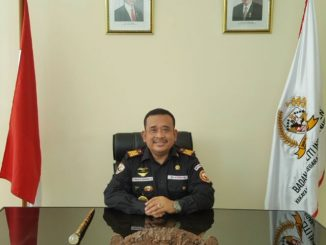 Ketua Umum. BPI KPNPA R.I Drs. TB. Rahmat Sukendar .SH