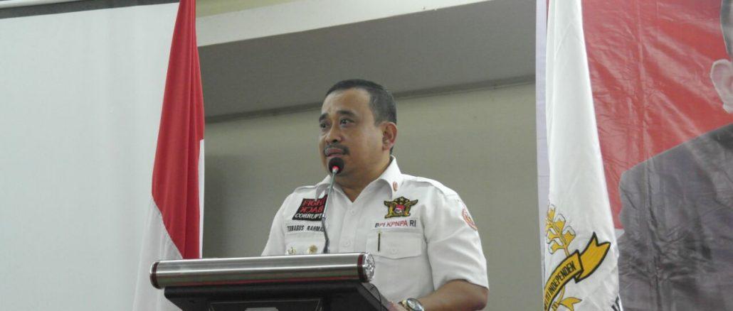 Drs. TB. Rahmad Sukendar, SH, MH