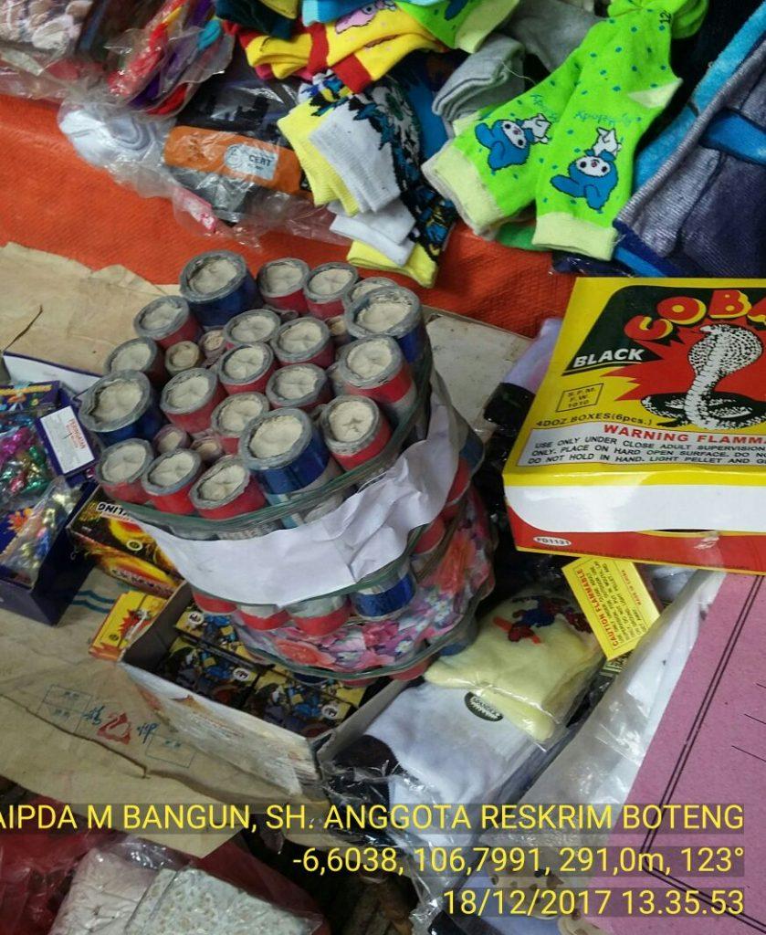Kapolres Bogor laksanakan sidak Pasar, Jelang Natal dan Tahun Baru 2018 IMG-20171220-WA0000