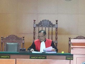 Hakim Tunggal. H. Dwi Dayanto, SH., MH.