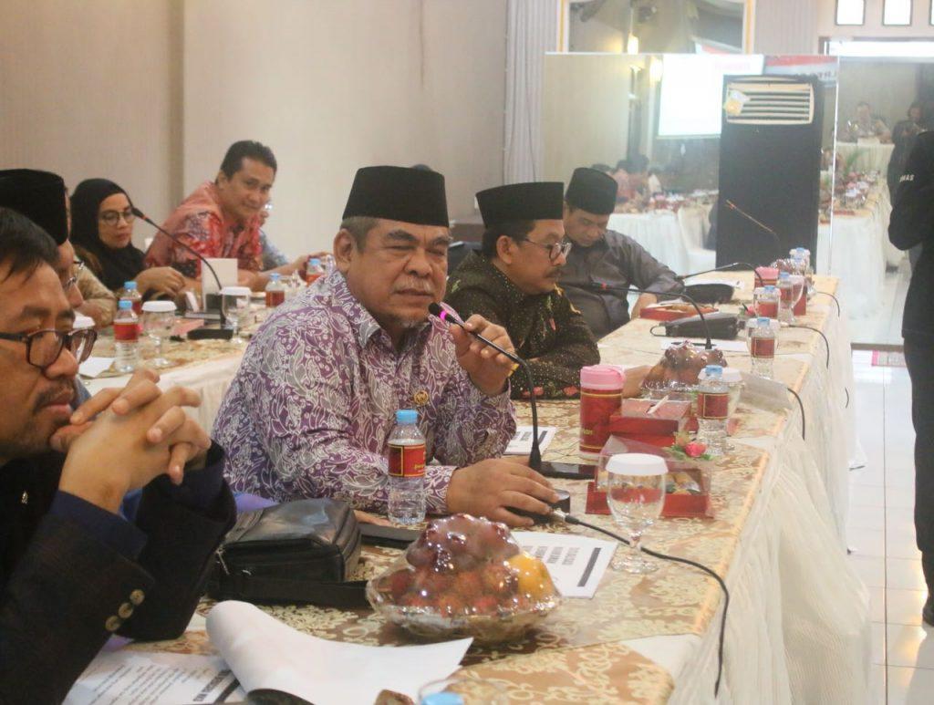 Mahkamah  Kehormatan Dewan (MKD) DPR RI melakukan kunjungan kerja ke Mapolresta Bogor Kota pagi tadi 29/01/18. dalam rangka Sosialisasi Produk Hukum dan perundang-undangan DPR RI dalam lingkup tugas Polri Image 2018-01-30 at 20.01.04