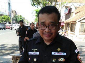 Drs. TB. Rahmad Sukendar, SH.MH, selaku Ketua Umum BPI KPNPA RI (Badan Peneliti Independen Kekayaan Penyelenggara Negara dan Pengawas Anggaran Republik