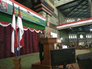 Kuliah Umum Jend Nurmantyo
