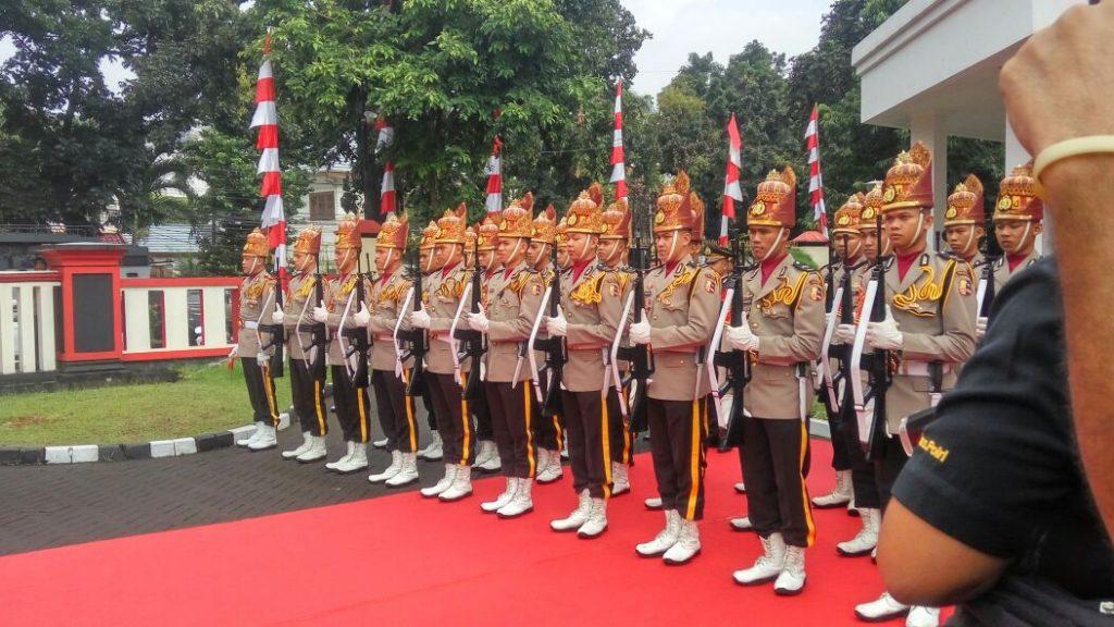 Penganugerahan Tanda Kehormatan Bintang Bhayangkara Utama Di STIK Jakarta 20180214-WA0063