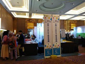 20 negara dan lebih dari 50 exhibitior representatif membuka stan di WEFEST 2018
