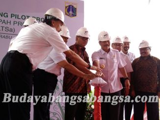 Ground Breaking Pemberangunan Pilot Project Pengolahan Sampah Secara Termal (PLTSAa 2018-03-21 at 14.42.29