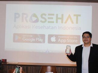 dr. Bimantoro pencetus ide Aplikasi ProSehat