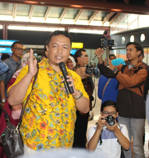 Bambang Heda, Direktur Centig Toiur Wisata,