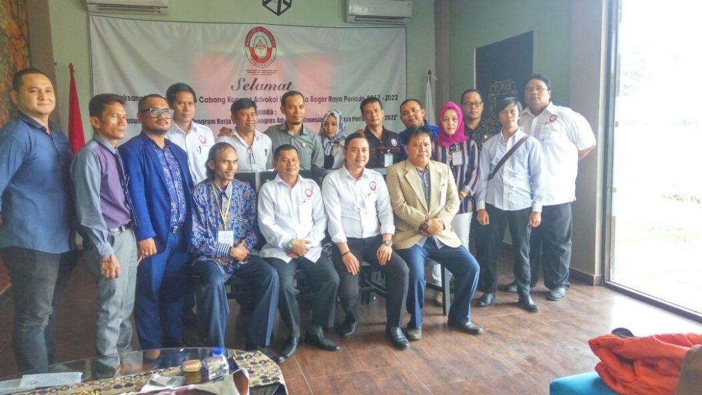 Inilah Advokat Indonesia Bogor Raya Pada Kongres Di Hotel Ombey House Image 2018-04-14 at 15.22.01