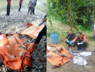 Mayat Laki Laki Tanpa Identitas Di Kali Ciliwung