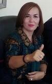 Ibu Cris SH, BPI KPN PA RI Kabupaten Indramayu hadir dalam penega