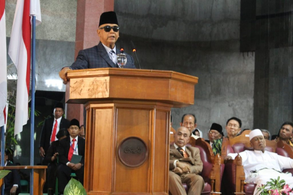 Yang Mulia Syaykh Agung. Prof. DR (HC) Abdussalam Rasyidi Panji Gumilang
