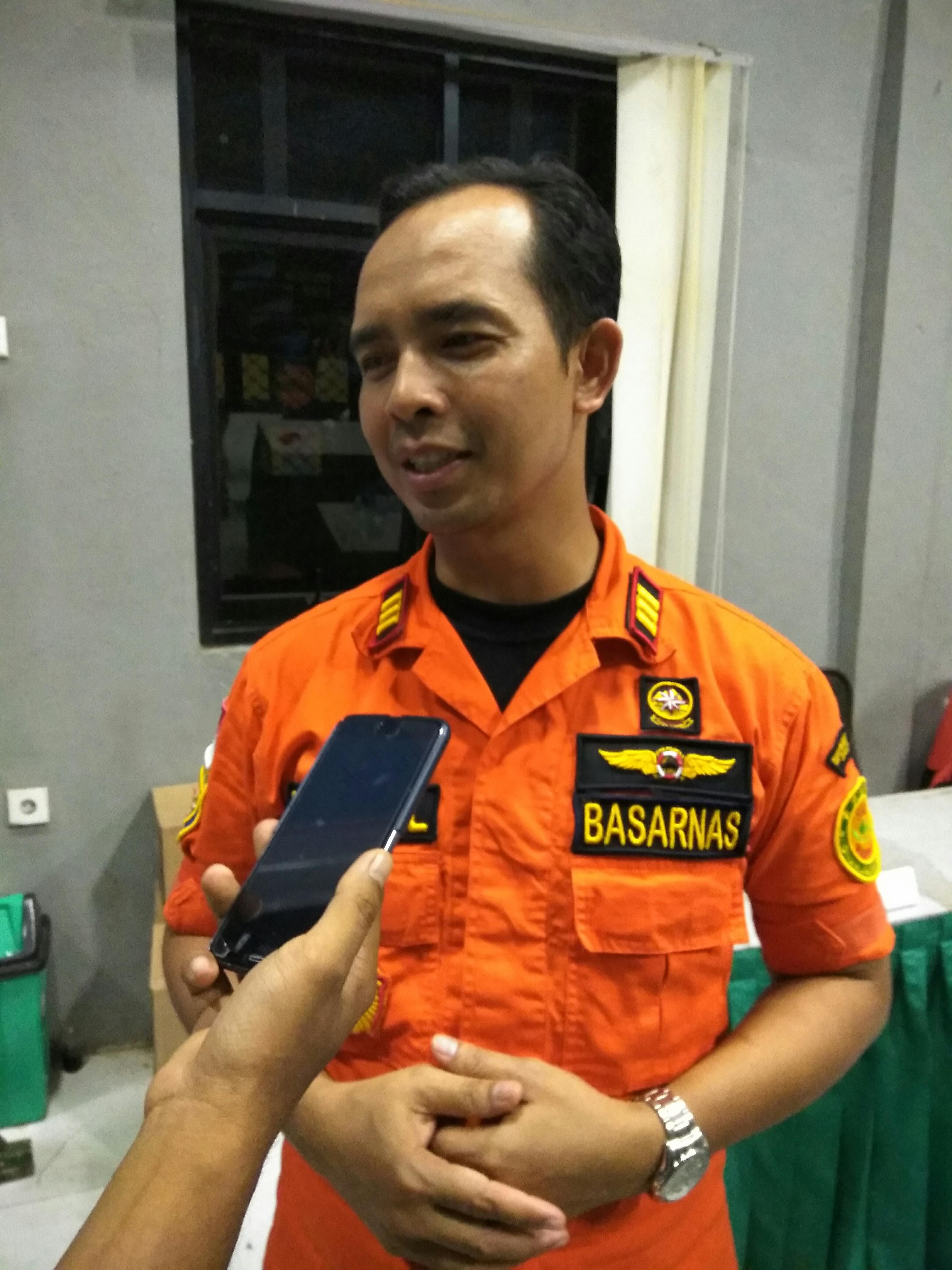 Kepala Basarnas Banten Zaenal (foto/HT)