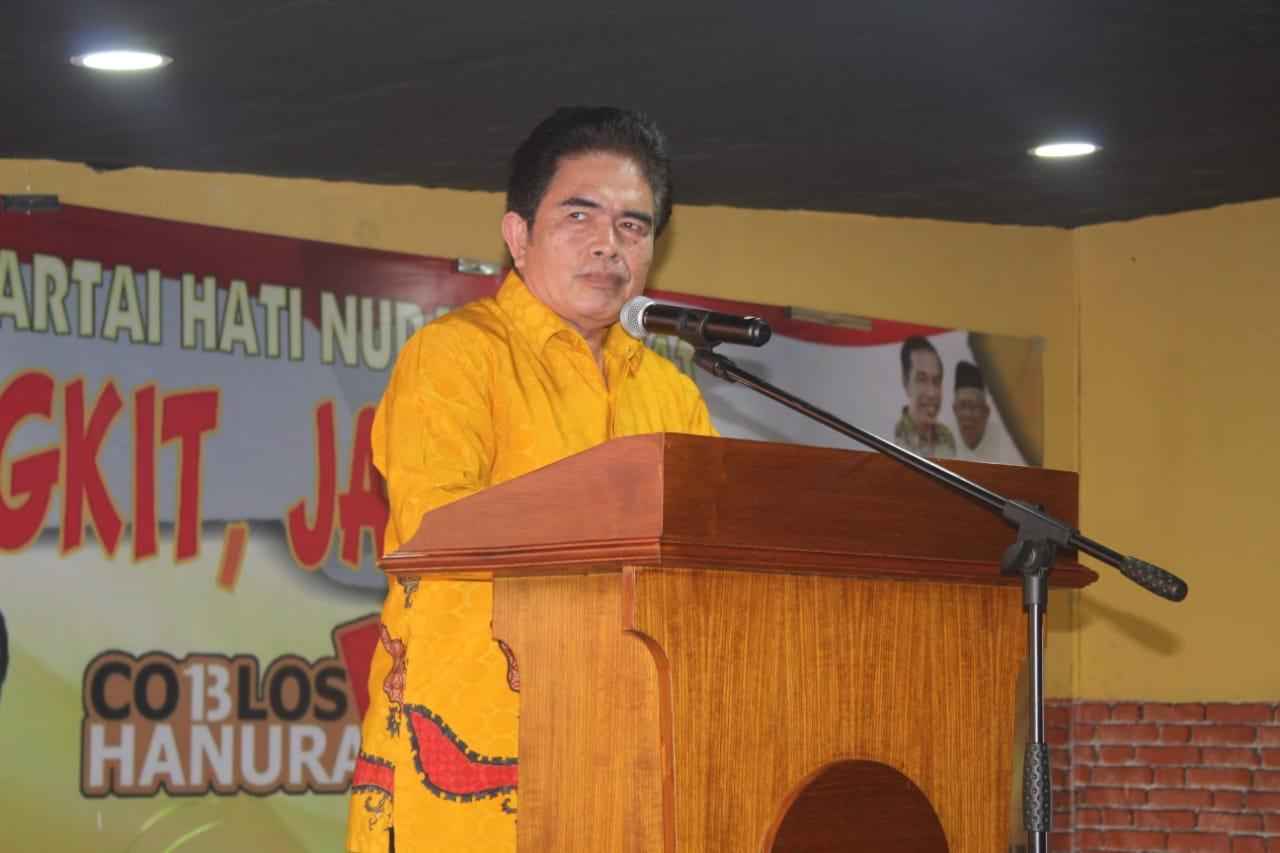 ketua DPC Jakarta Barat, H. Hamidi AR
