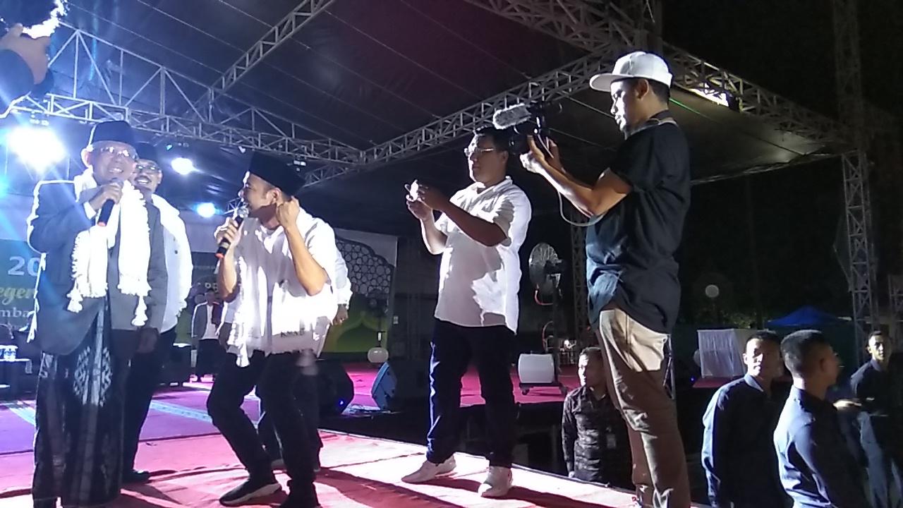 Raffi Ahmad ajak Kyai Ma'ruf nge-Vlog