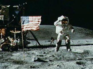 nasa pergi ke bulan