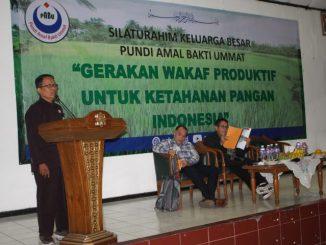 Sambutan Ketua Yayasan PABU