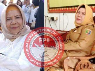 SMA 16 Bandar Lampung pimpinan Dra. Rosita diduga Lakukan Praktek Korupsi.