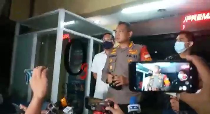 Kapolres Metro Jakarta Barat