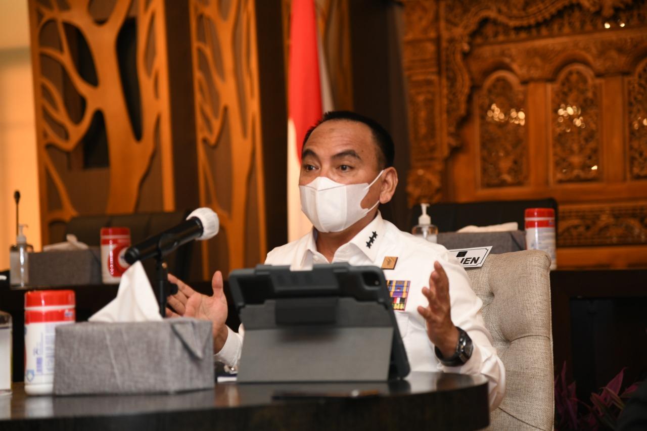Sekretaris Jenderal Kemenkumham, Komjen Pol Andap Budhi Revianto