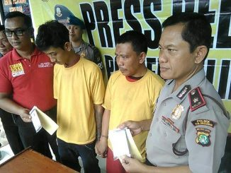 Kapolsek Cilincing Kompol M. Supriyanto