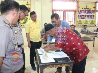 Upaya Damai Konflik Kec. Wonosobo dan Kecamatan Pugung. Tanggamus Lampung