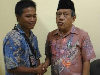 Ketum SBSI Prof. DR. Muchtar Pakpahan, S.H., M.A. Usai Wawancara dengan Pemred budayabangsabangsa.com