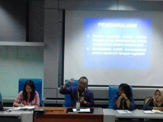 Lembaga Survei Kuadran Merealis Cagub Lampung