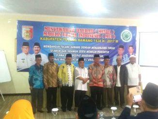 Pemilihan Katua MUI Tulang Bawang Lampung