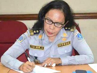 Tiodor selaku Kepala Unit Parkir Provinsi DKI Jakarta